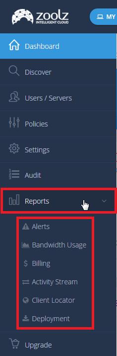 Reports Intelli