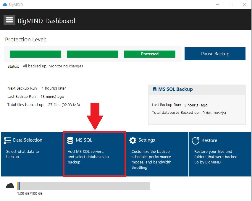 How To Backup MS SQL Database – Zoolz Wiki
